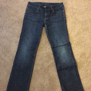 Banana Republic - Classic Straight Leg Jeans!